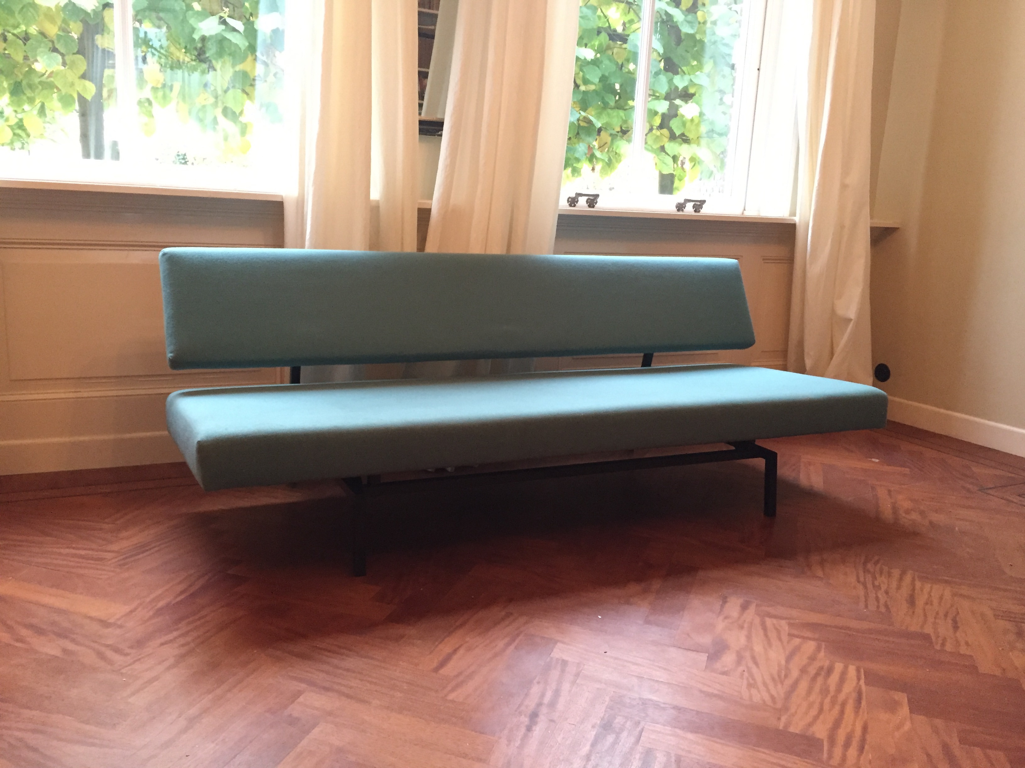 SOLD - Spectrum (Sleeping) Sofa. Designed by Martin Visser in 1960 - SOLD