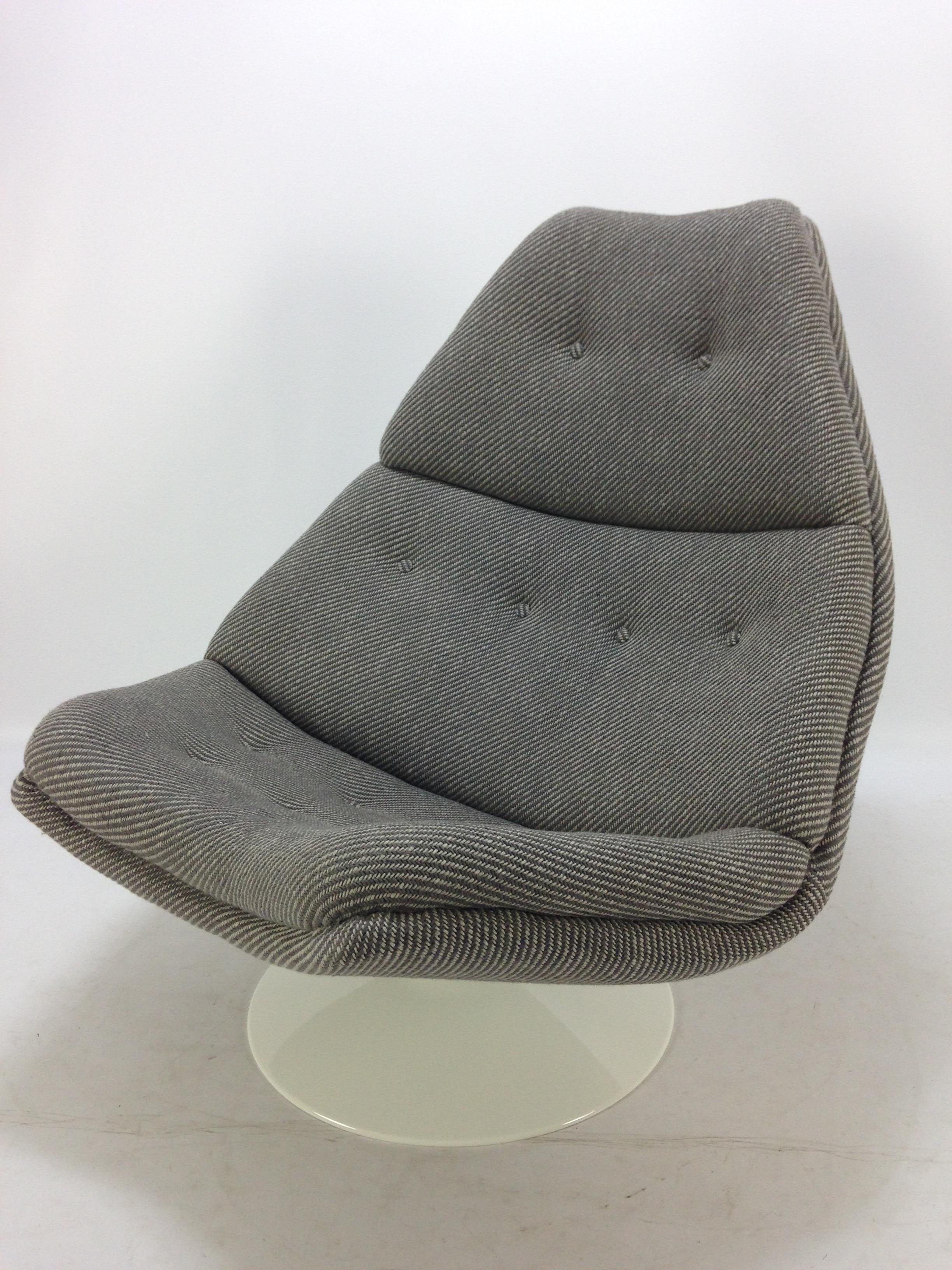 Artifort F510 Lounge Chair by Geoffrey Harcourt