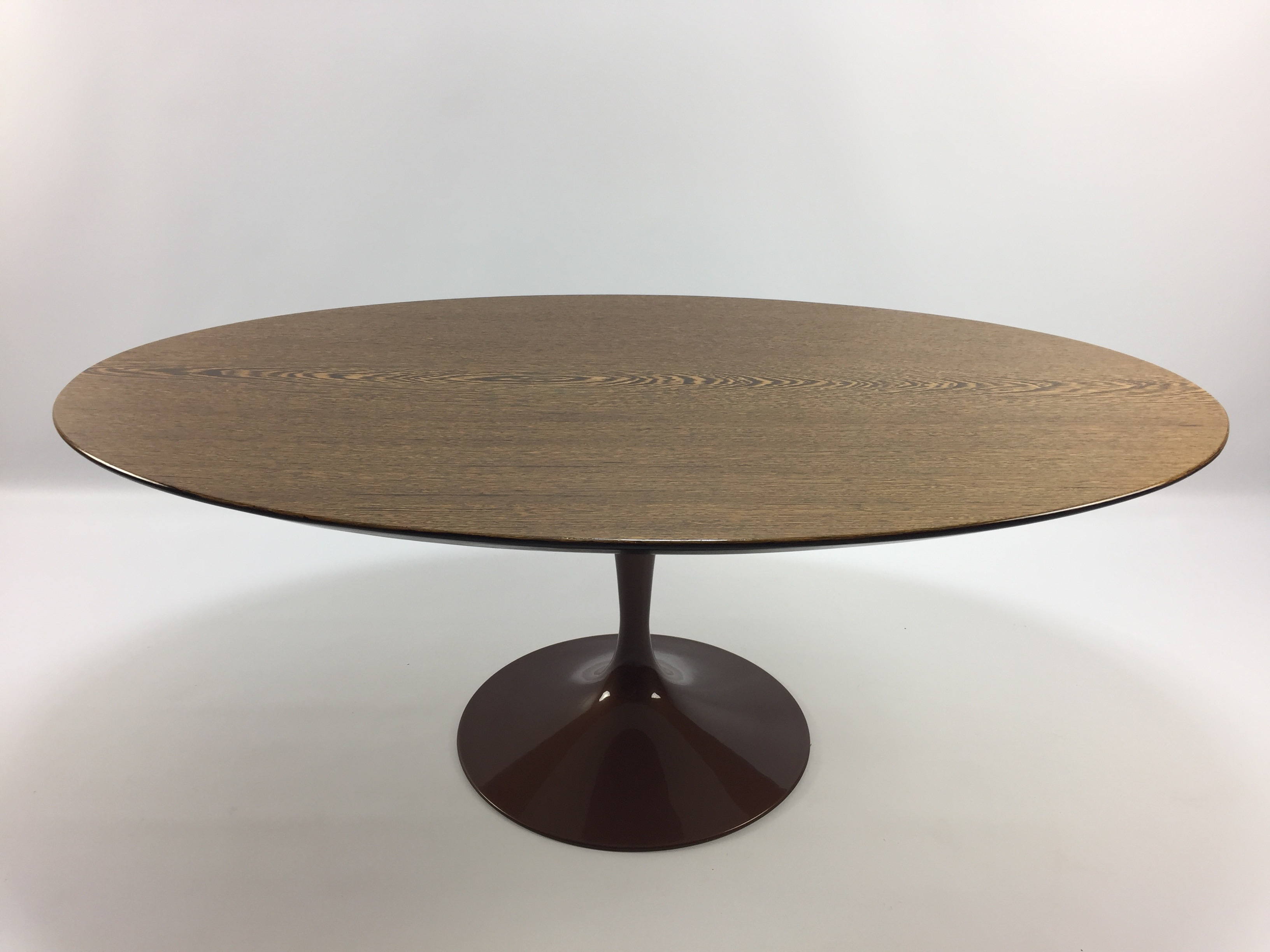 Knoll Wengé Table