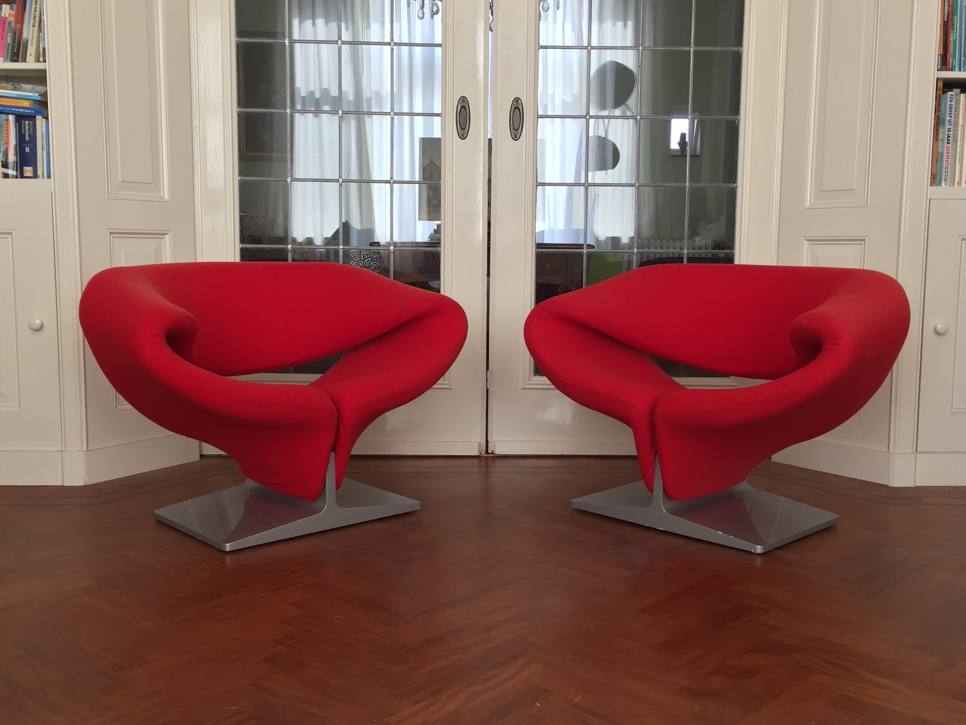 Pierre paulin for artifort vintage butterfly chair f catawiki