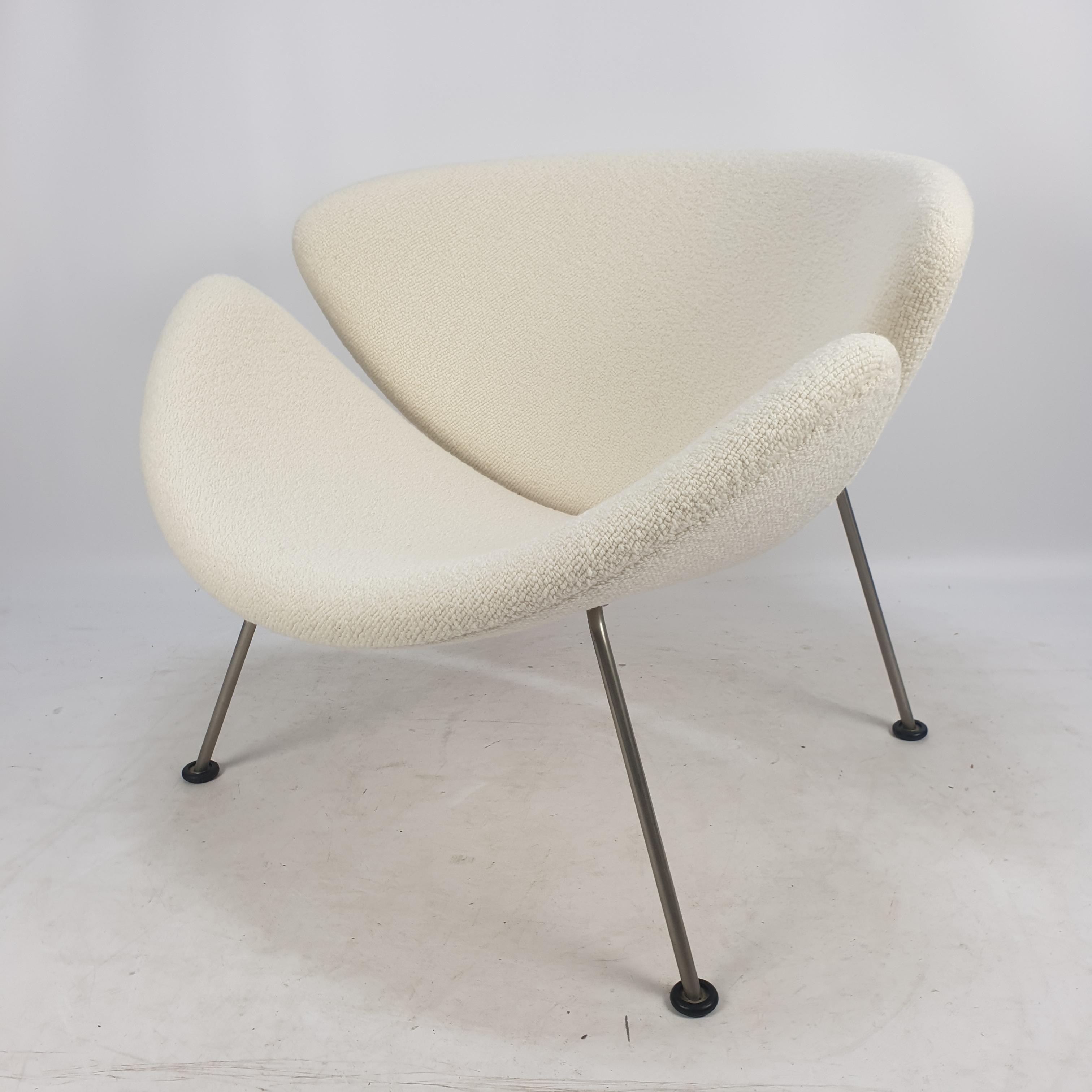 Artifort Orange Slice Chair. Designed by Pierre Paulin.